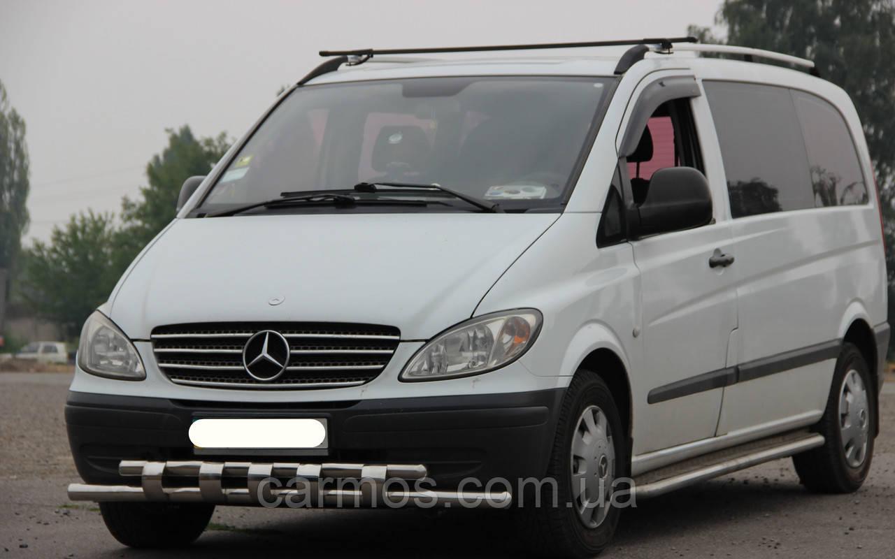 Новая модель Vito от Mercedes Benz