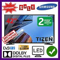 Телевизор Samsung 42 T2. Телевизор Самсунг 42 дюймов Т2 FULL HD USB/HDMI LED ЛЕД DVB-T2