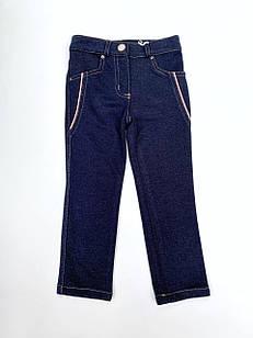 Джинси - брюки для дівчинки, розміри 4, 5 років