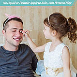 Набор игрушечной косметики для девочки TOKIA Pretend Play Makeup for Toddlers and Little Girls, фото 4
