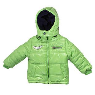 Зимова куртка для хлопчика, еврозима, розмір 2 роки