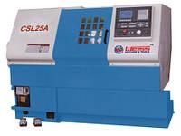 Токарный станок с наклонной станиной   CSL25/CSL25A