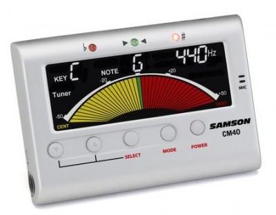 Хроматичний тюнер SAMSON CM40