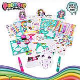 Набор для творчества пупси MGA оригинал Poopsie Stationery Case by Horizon Group USA, фото 2