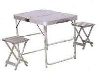 Раскладной стол со стульчиками Ranger ST-005 (80х60х40/65 см.)
