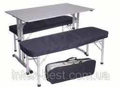 "Комплект мебели для пикника «""Стол+2 скамейки Voyager TA-486"