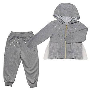 Спортивный костюм для девочки, размер 2 года