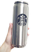 Термокружка банка Vacuum Cup Starbucks(031120_stb)