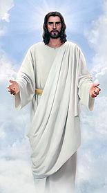 """Набор алмазной вышивки (мозаики) икона """"Пришествие Иисуса Христа"""""""