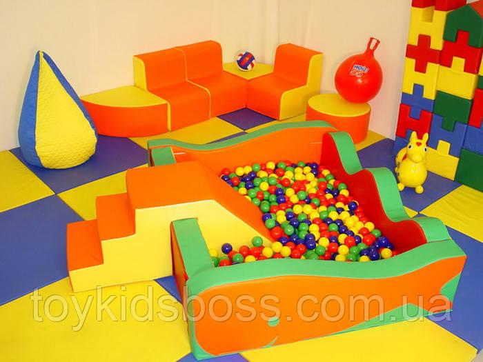 Дитяча ігрова кімната до 25 кв. м TIA-SPORT