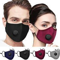 Захисні медичні маски та респіратори