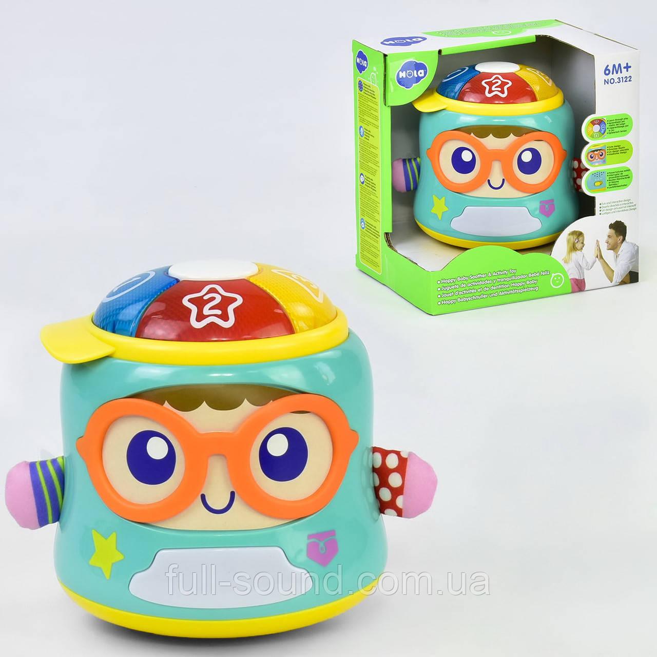 Интерактивная игра счастливый младенец