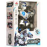 Боевой робот staunch armor 27111, фото 4