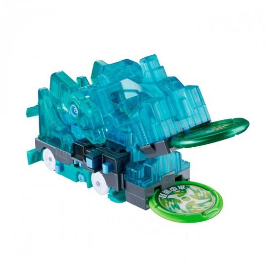 Машинка-трансформер Screechers Wild! S2 L2 - Харвест EU684402