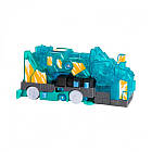 Машинка-трансформер Screechers Wild! S2 L2 - Харвест EU684402, фото 3