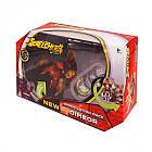 Машинка-трансформер Screechers Wild! S2 L3 - Димио EU684502, фото 6