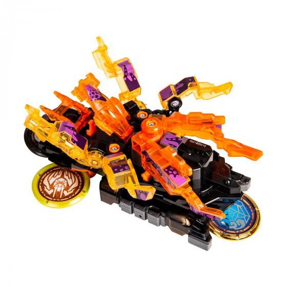 Машинка-трансформер Screechers Wild! S2 L3 - Димио EU684502