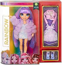 Rainbow Surprise Rainbow High  Violet Willow Кукла Рейнбоу Хай Рейнбоу Хай Вайлет Виллоу