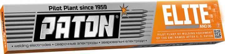 Электроды Paton АNО-36 3мм 1кг
