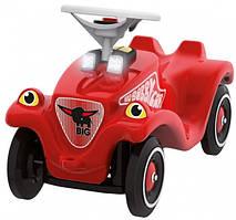 Автомобиль-каталка Big Bobby-Car-Classic, с защитными насадками для обуви