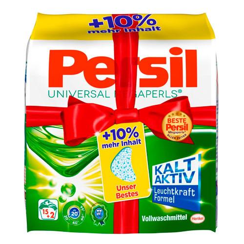 Persil Universal Megaperls стиральный порошок универсальный 15+2 стирок 1,1 кг