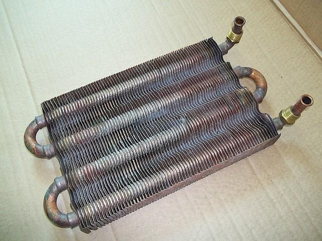 Медные теплообменники купить Кожухотрубный испаритель WTK DCE 103 Соликамск
