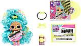Кукла ЛОЛ Музыкальный сюрприз ремикс LOL Surprise Remix HairFlip MGA, фото 3