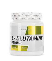 Глютамин L-Glutamine Progress Nutrition (300 гр.)
