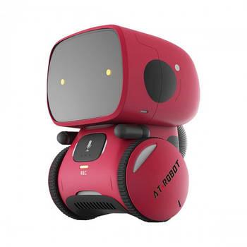 Интерактивный робот с голосовым управлением – AT-ROBOT (красный, озвуч.укр.) AT001-01-UKR