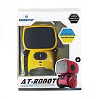 Интерактивный робот с голосовым управлением – AT-ROBOT (жёлтый, озвуч.укр.) AT001-03-UKR, фото 3