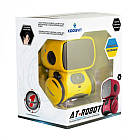 Интерактивный робот с голосовым управлением – AT-ROBOT (жёлтый, озвуч.укр.) AT001-03-UKR, фото 2