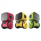 Интерактивный робот с голосовым управлением – AT-ROBOT (жёлтый, озвуч.укр.) AT001-03-UKR, фото 4