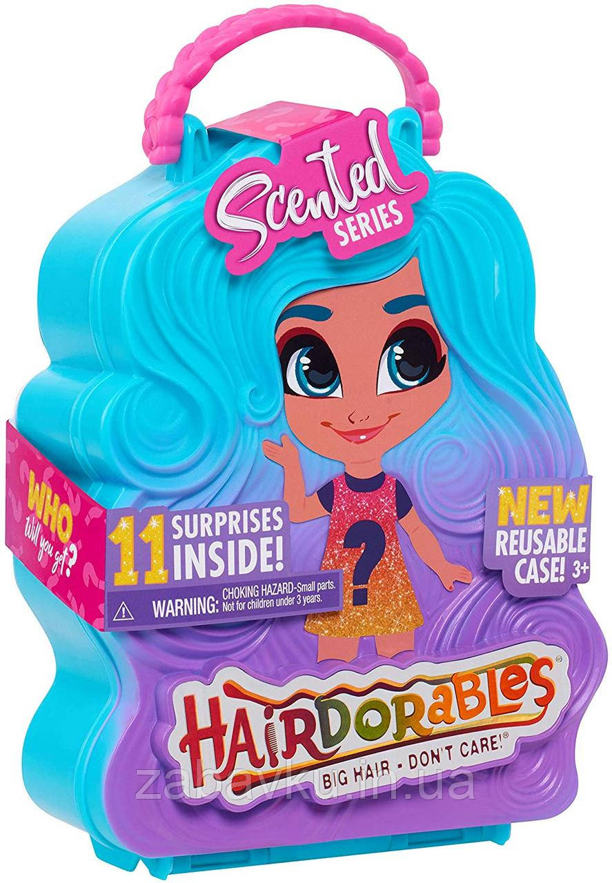 Hairdorables 4 сезон Оригинал США Хэрдораблс кукла хердораблс оригинал