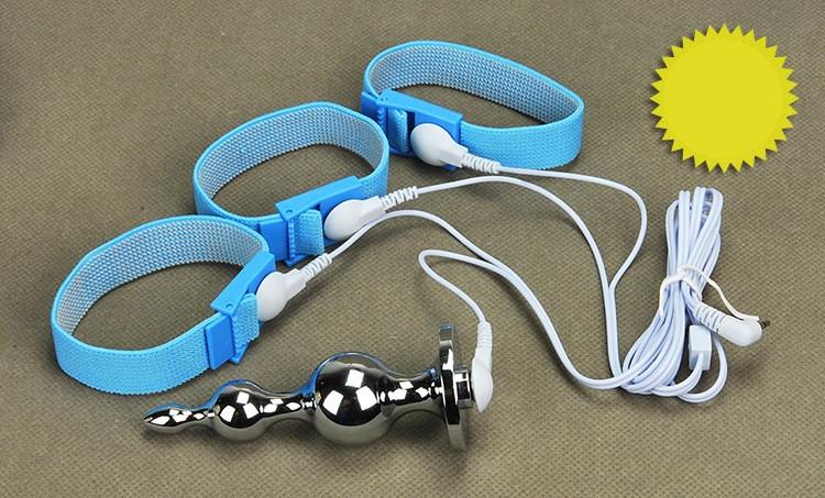 Анальна пробка електрод Plug Collar