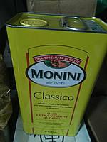 Monini classico oilo extra vergine di oliva 5л Италия