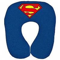 Подушка для путешествий дорожная Супергерой