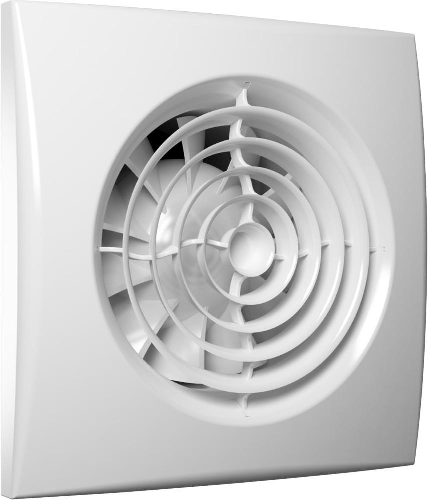 Вентилятор вытяжной AkvaVent AURA 5C MR (180м3/ч, 30дб, 125мм, таймер)