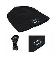 Шапка UFT Magic Hat MH1 со встроенными Bluetooth наушниками и микрофоном Black