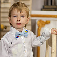 Дитячий метелик-краватка (ручна робота)
