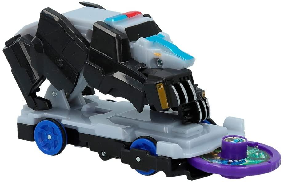 Машинка дикий Скричер Дикий ведмідь Смокі Smokey Screechers Wild машина трансформер. Оригінал