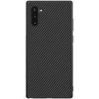 Карбонова накладка Nillkin Synthetic Fiber series для Samsung Galaxy Note 10