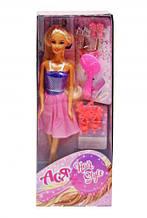 Лялька Ася з аксесуарами 35119