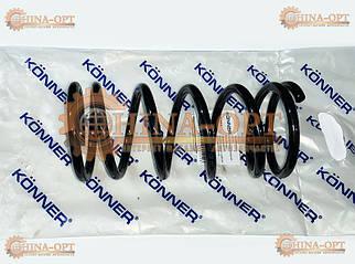 Пружина задней подвески (d=11мм h=255mm) Чери Джагги Кимо Chery Kimo Jaggi 1.0 1,3 МКПП АКПП