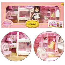 """Кукла со спальней """"VС Girl"""" sv-81"""