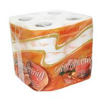 Müller бумага туалетная 3-х сл. Персик, 8 шт.