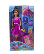 Лялька Ася з аксесуарами (подорож) 35136