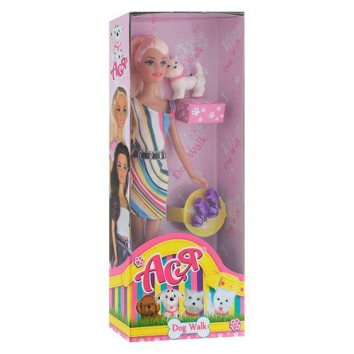 "Кукла Ася ""A-Style"" (с питомцем) 35057"