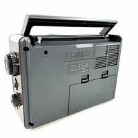 Портативный радиоприемник на батарейках GOLON RX-9966UAR Fm радиоприемники Fm радио Хит
