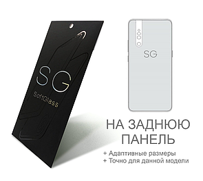 Полиуретановая пленка Blackberry 9860 SoftGlass Задняя