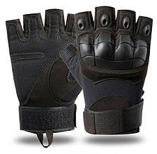 Перчатки без пальцев  штурмовые тактические Viper